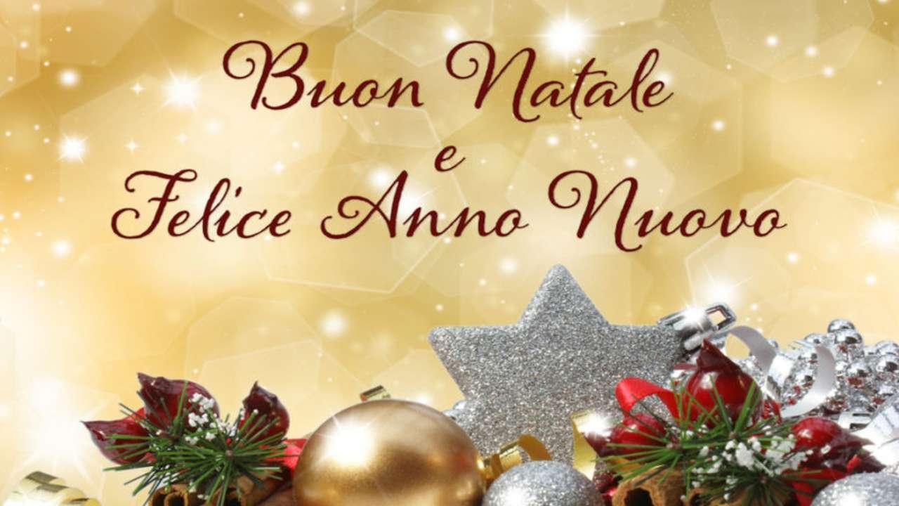 buone feste natalizie